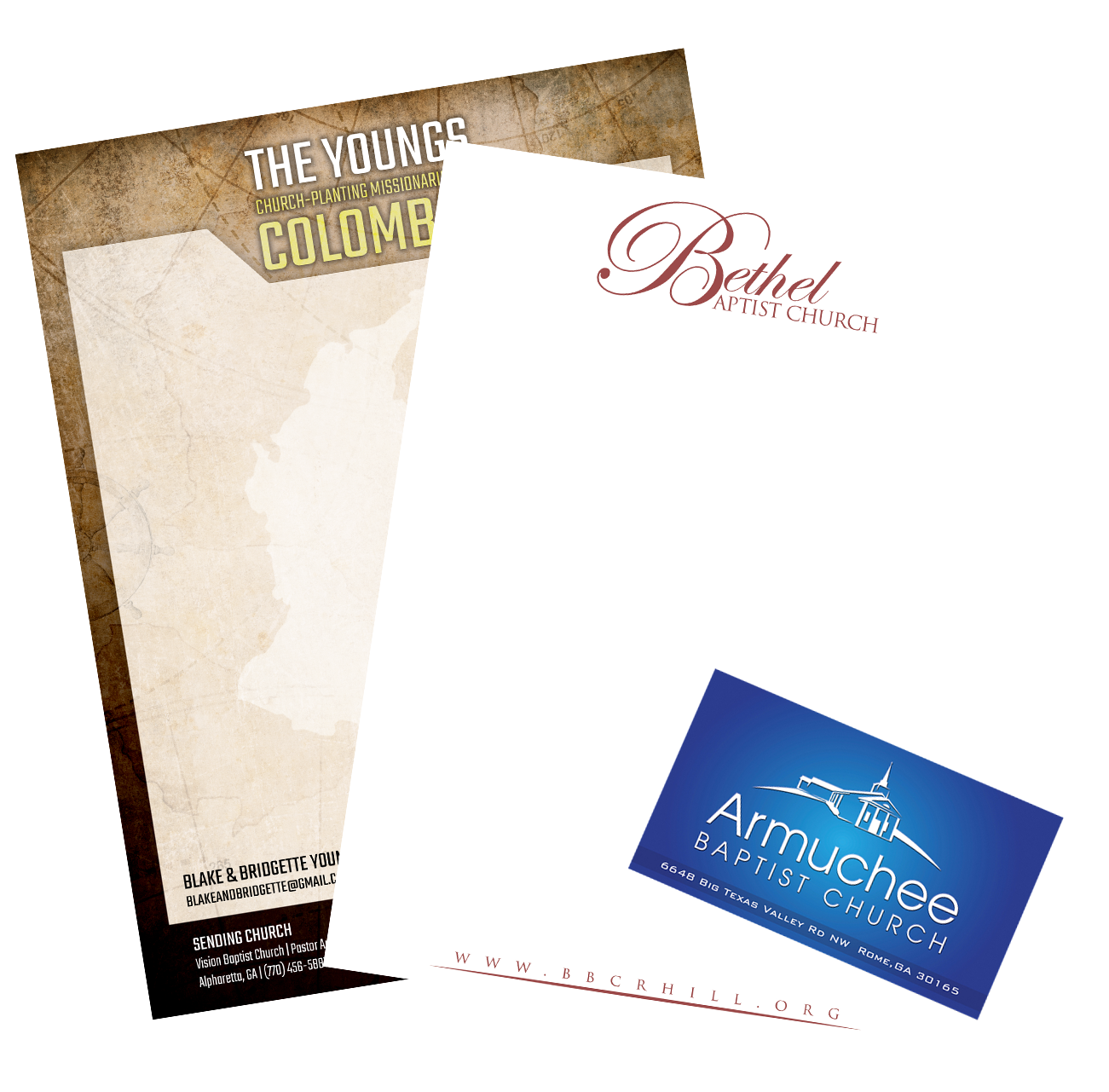 letterhead & Business cards copy